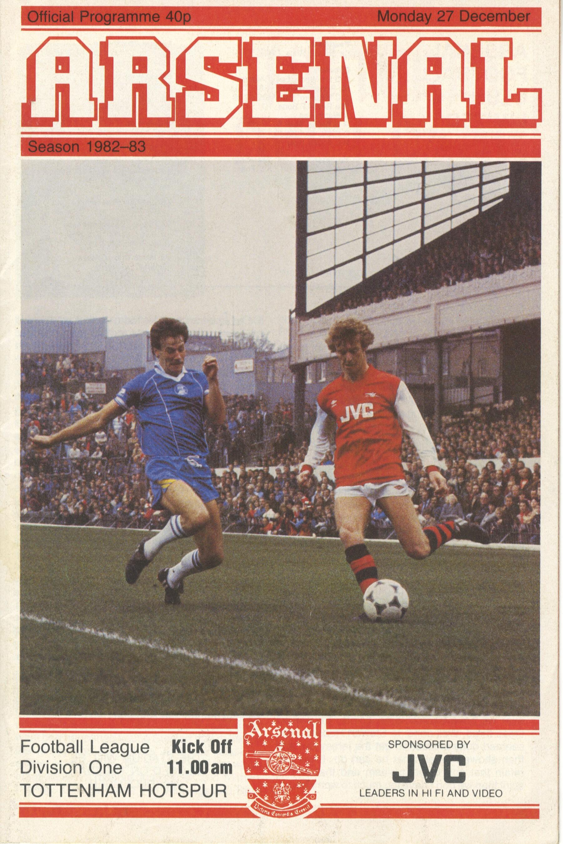 1982-12-27 Tottenham Hotspur (H) FL 01